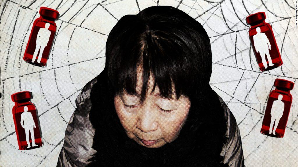 Japan's 'Black Widow' killer: 74-year-old Chisako Kakehi murdered her lovers with cyanide
