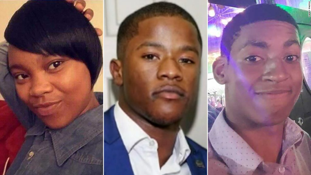 These families of missing Black people are frustrated with the lack of response to their cases