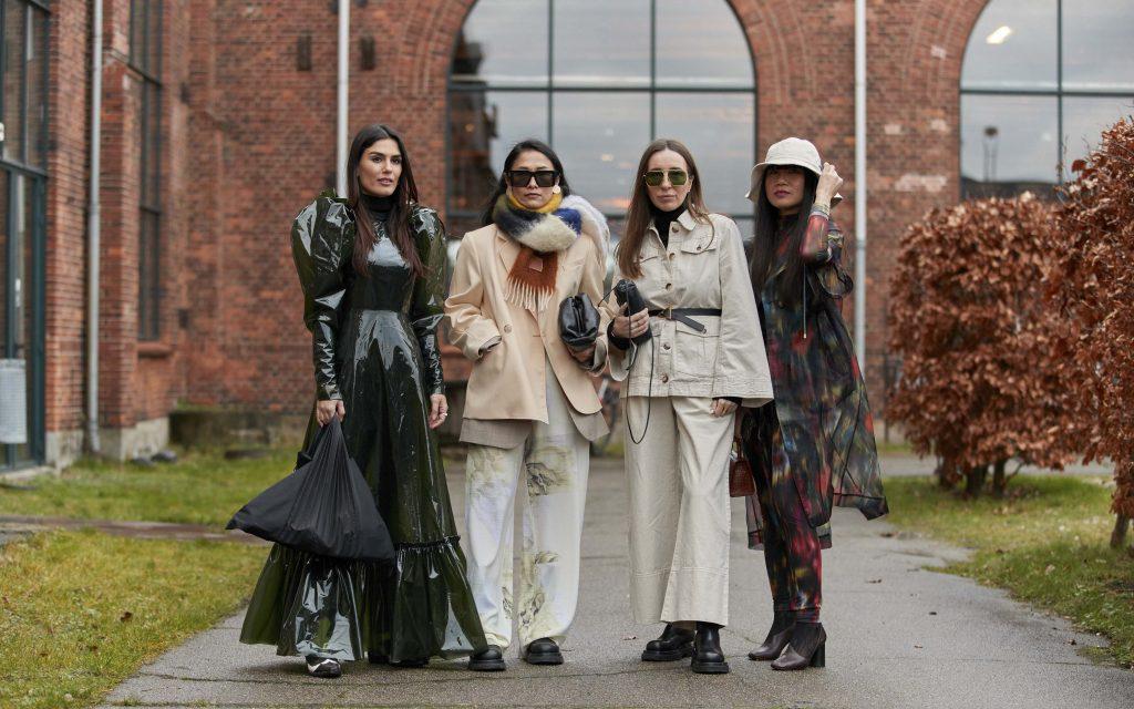 Street Style Outfit Inspiration From Copenhagen Fashion Week F/W20