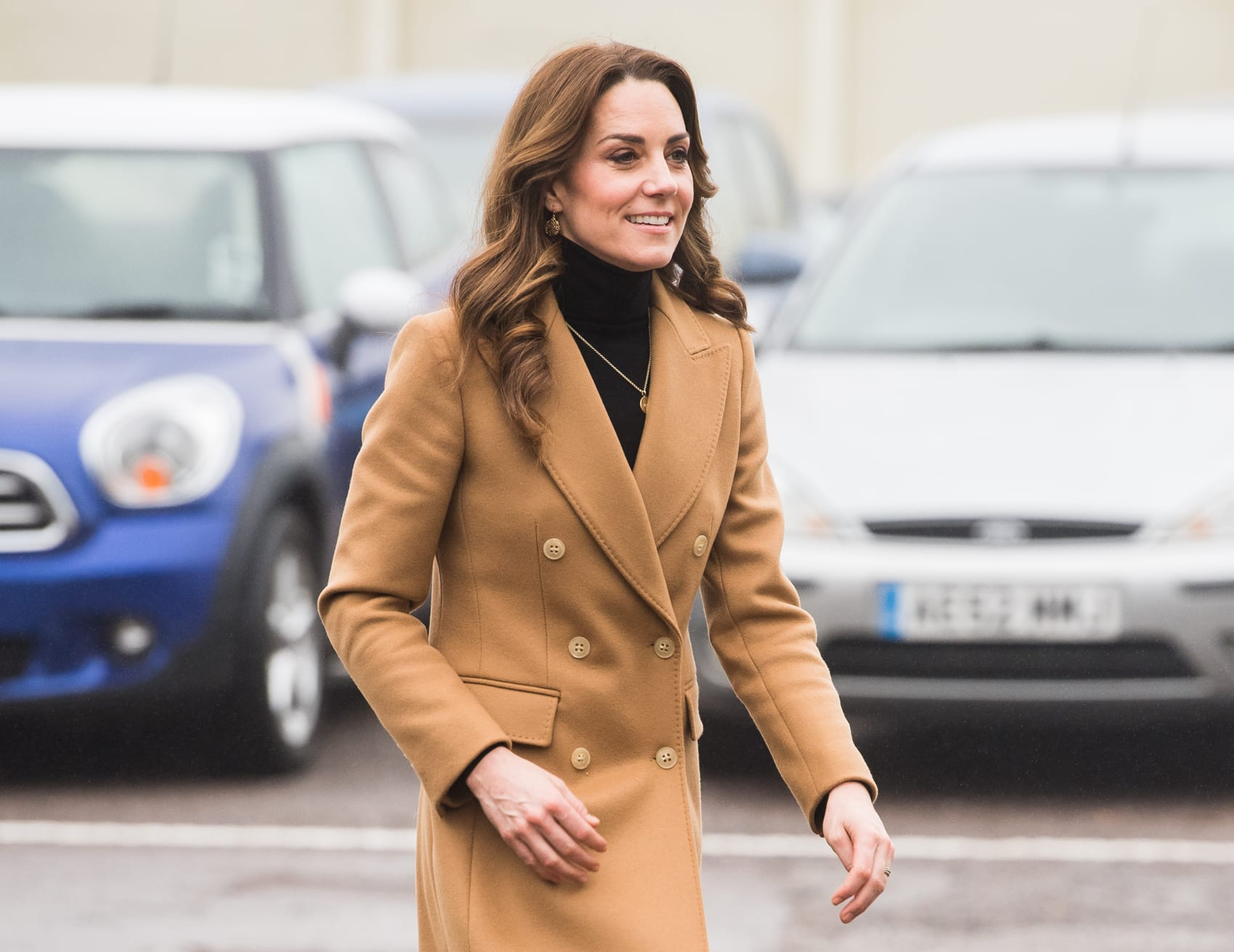 8 Wool Coats to Buy Inspired by Meghan Markle and Kate Middleton