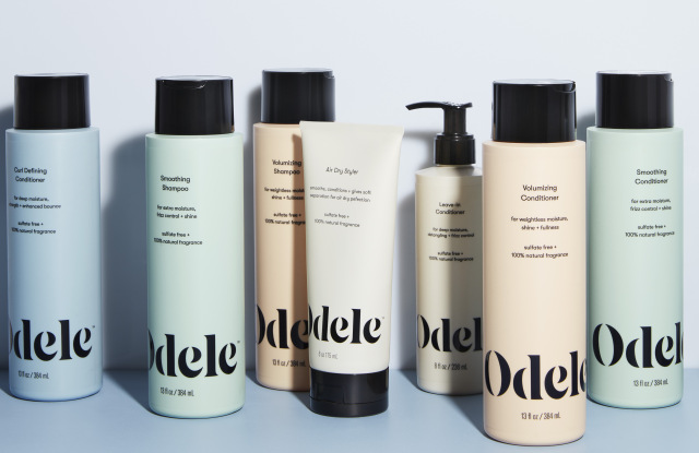 CPG Vets Debut Odele, a Modernized Mass Hair Brand