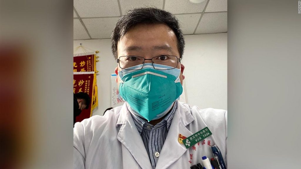 Coronavirus live updates: Outrage in China over death of whistleblower doctor