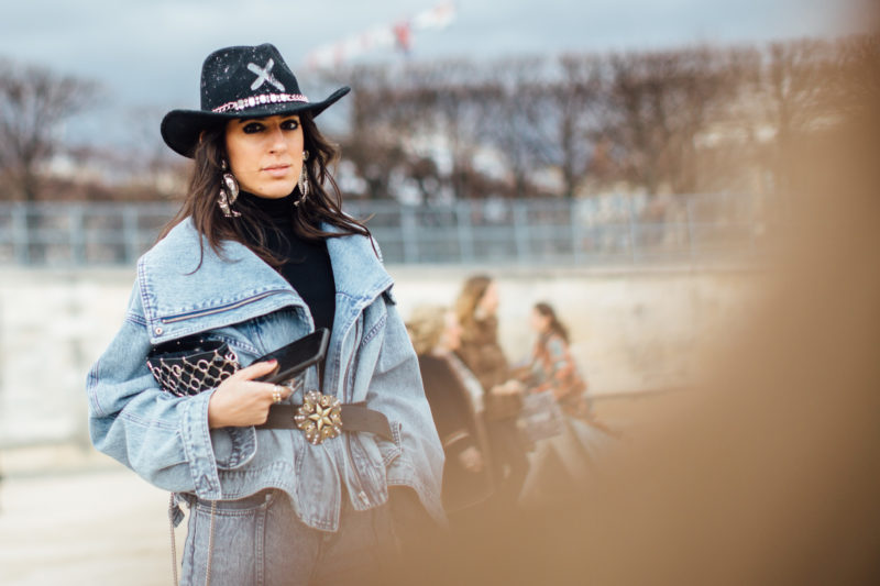 The Best PFW Street Style Looks from F/W20 Shows