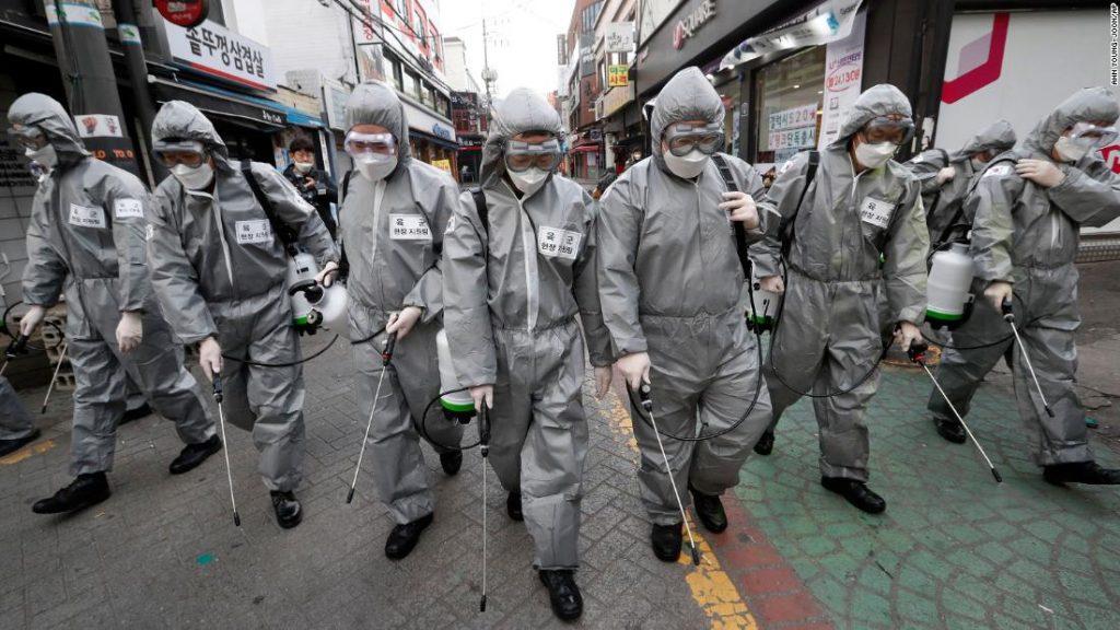 Live updates: Coronavirus cases near 95,000 worldwide
