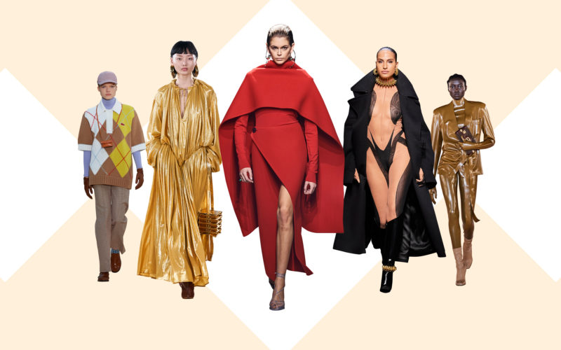 Paris Fashion Week Trends to Know From Fall 2020