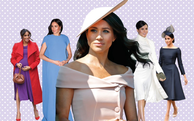 Meghan Markle Style File: 23 of Her Best Looks as a Royal