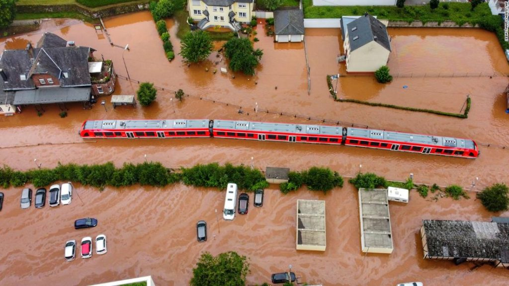 'Climate change has arrived in Germany,' expert says